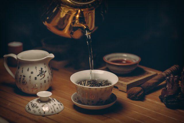 Zielona herbata dla zdrowia i zgrabnej sylwetki