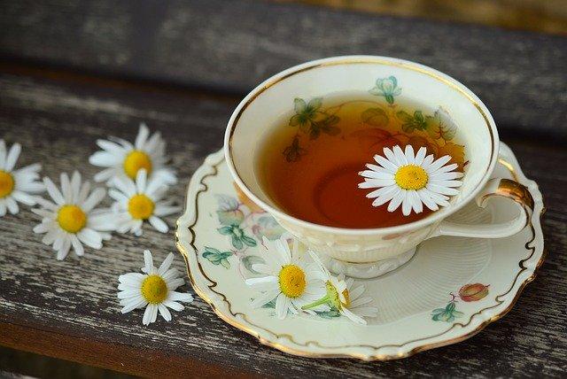 Chińska herbata i medycyna
